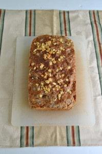 Honey Wheat Oat Bread #BreadBakers