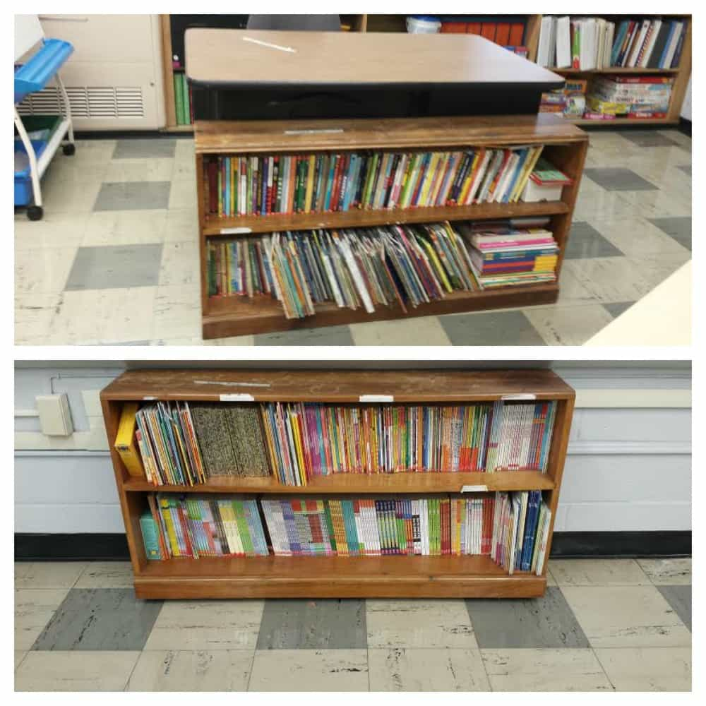 My classroom library