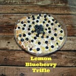 Lemon Blueberry Trifle