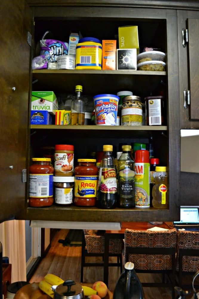 A List of Pantry Items every Home Cook Needs...plus a peek in my own pantry!