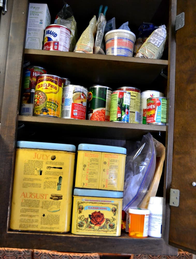 Pantry Staples every Home Cook Needs....plus a peek at my own pantry!