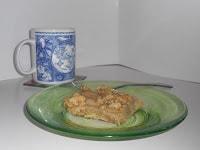 Oatmeal Cookies Pear Bars