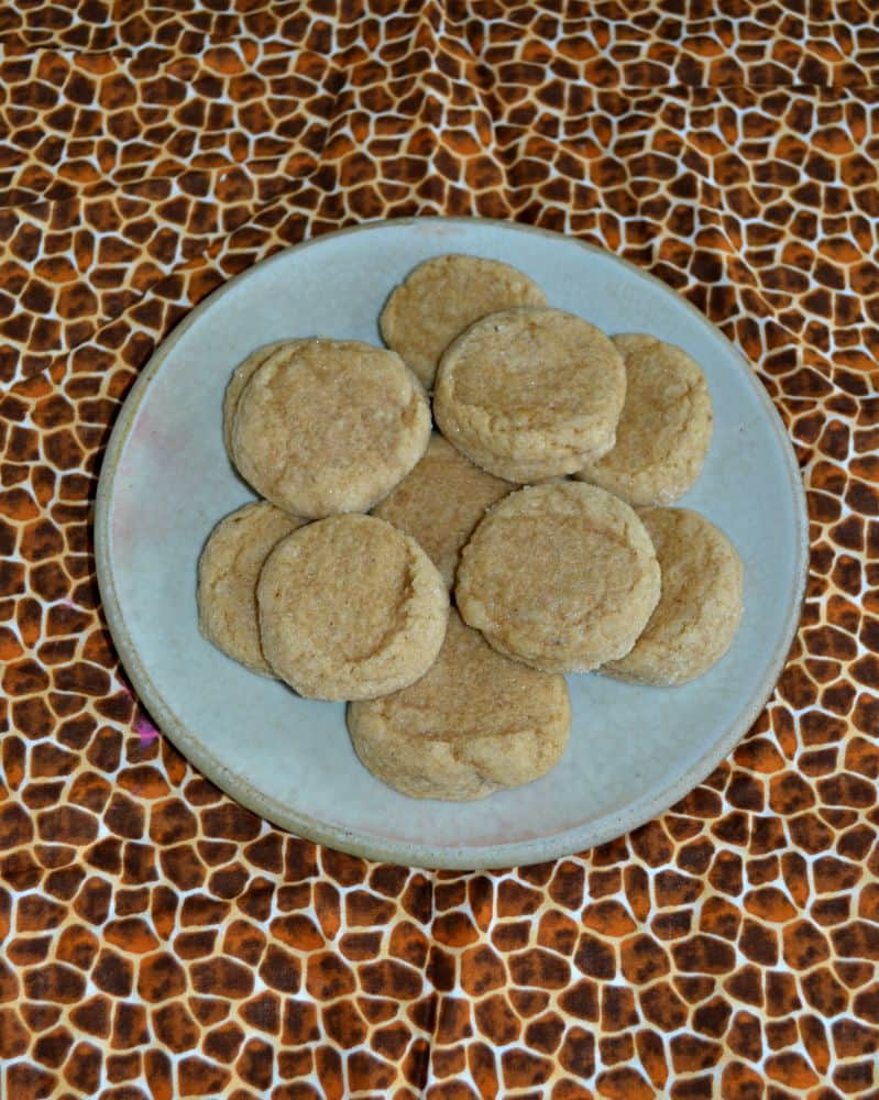 Soft Brown Sugar Cookies are great for picnics or parties