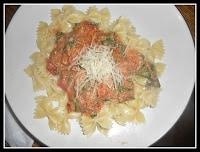 Creamy Tomato Parmesan Pasta Recipe