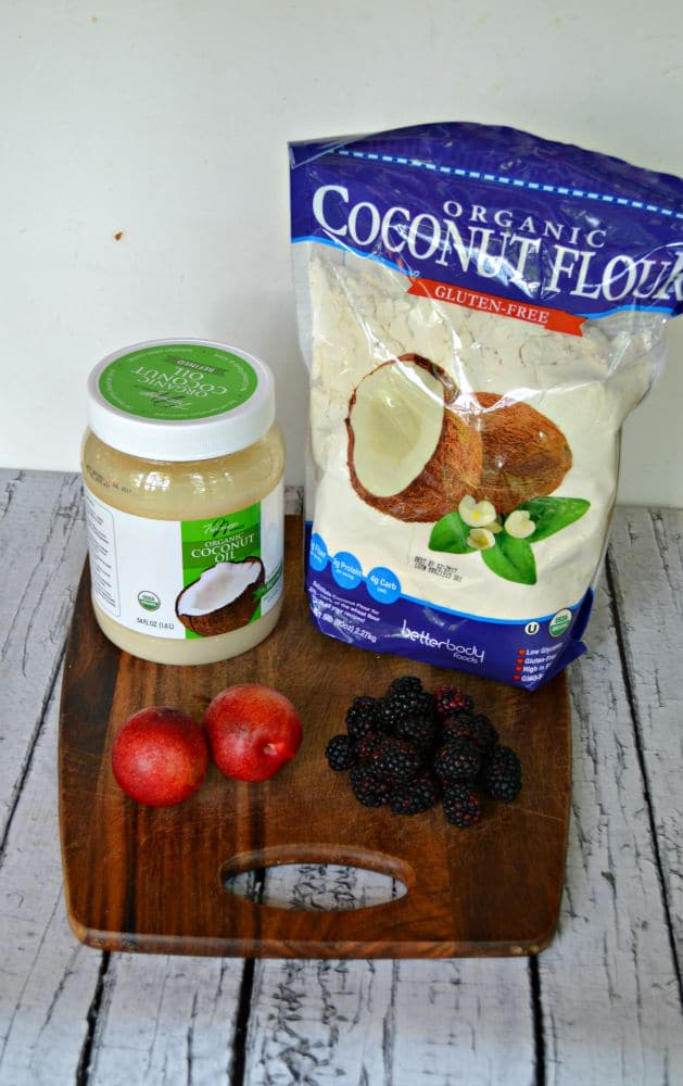 Everything you need to make Gluten Free Blackberry Plum Muffins at Sam's Club