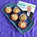 Gluten Free Blackberry Plum Muffins + Healthy Living Made Simple