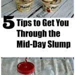 5 Tips to Get You Through the Mid-Day Slump