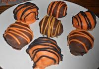 Pumpkin Cake Truffles recipe