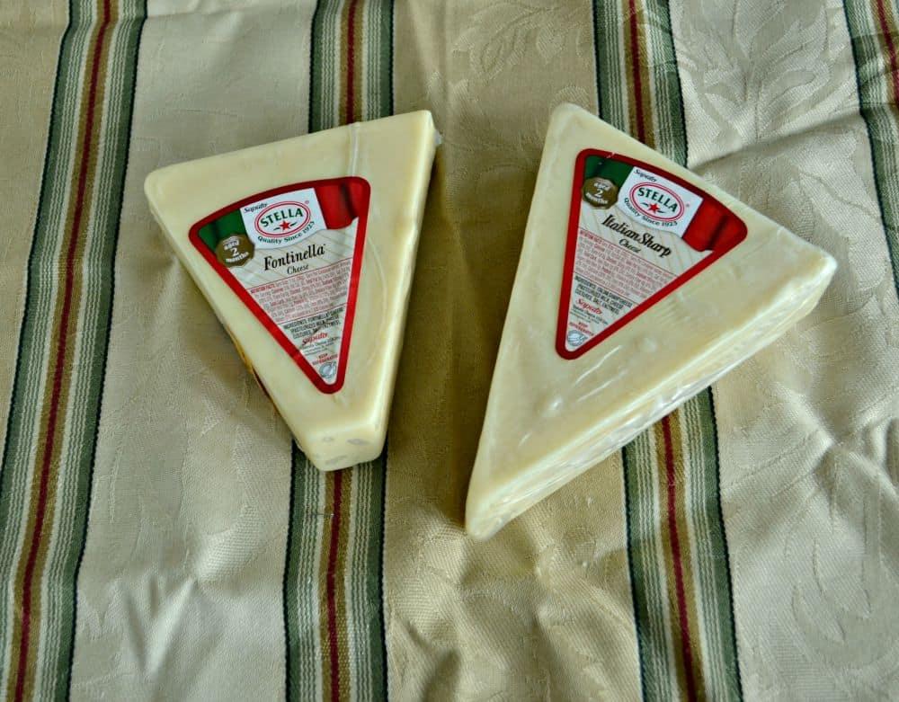 Delicious Stella Italian Cheeses