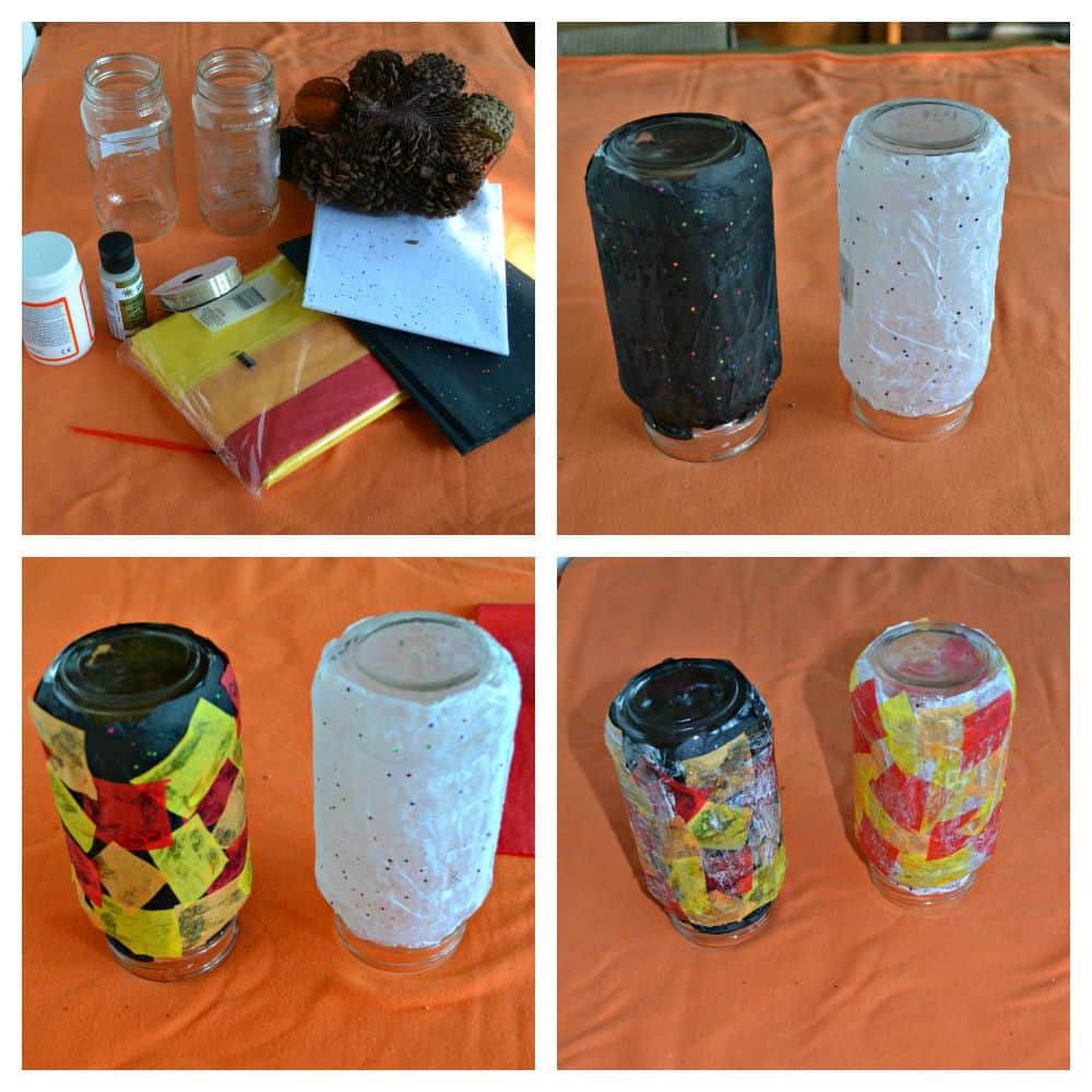 Everything you need to DIY Fall Centerpieces