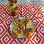 Gooey Pumpkin Cookie Bars #CreativeCookieExchange