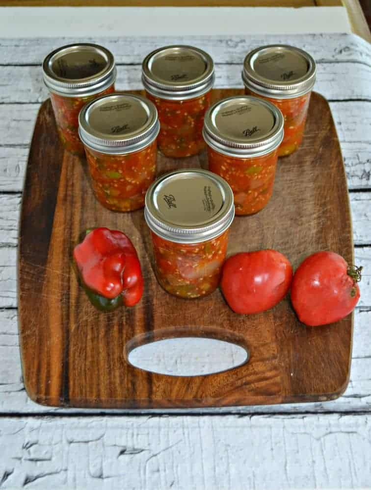 Spicy and delicious Jalapeno Salsa