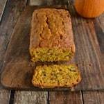 Fall Harvest Bread #BreadBakers