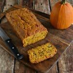 Fall Harvest Bread #BreadBakers