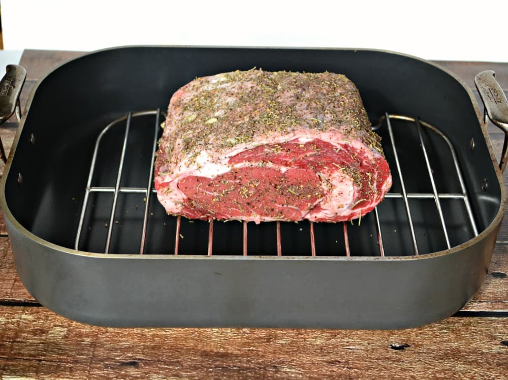 A delicious Certified Angus Beef Brand Ribeye Roast
