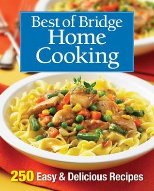 Best of Bridge Home Cooking Cookbook review