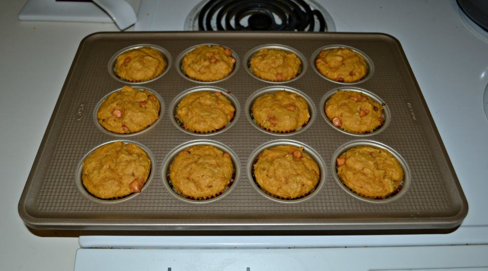 Delicious Pumpkin Butterscotch Cupcakes for Cookies for Kids' Cancer