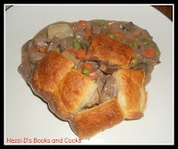 Beef and Mushroom Pot Pies are one of my favorite comfort foods