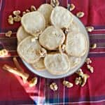 Cinnamon Walnut Icebox Cookies #CreativeCookieExchange
