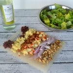 Harvest Chopped Salad #SundaySupper