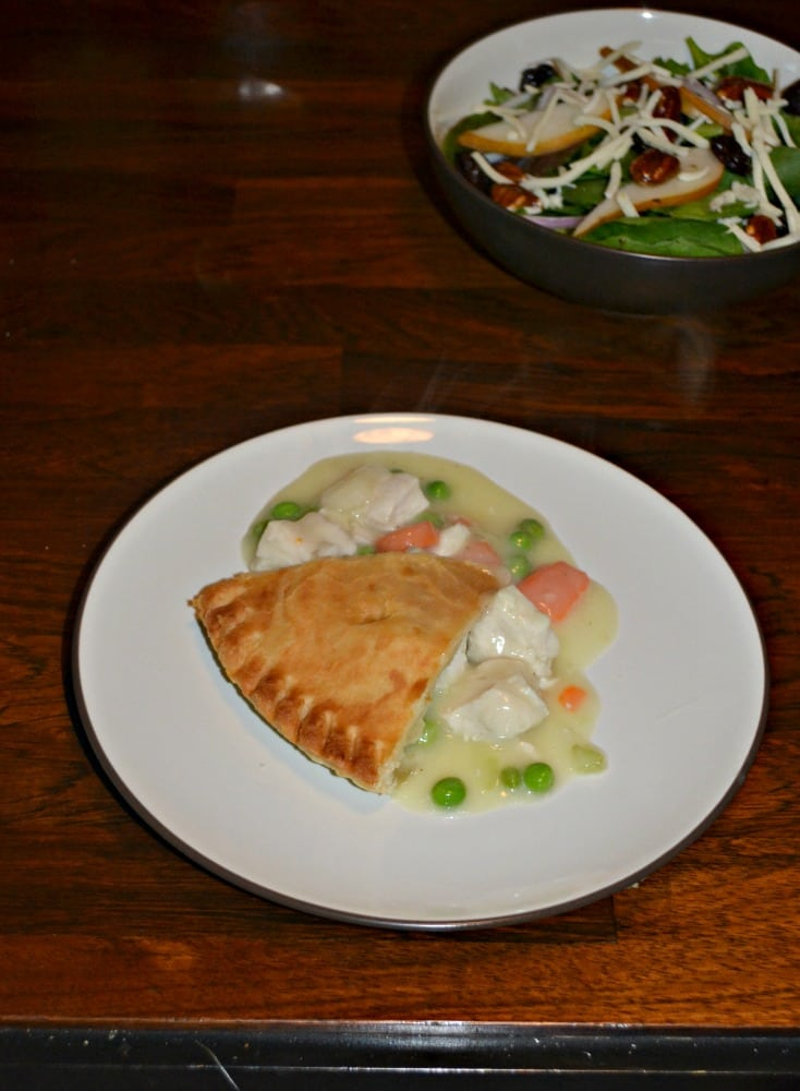 Check out the deliciousness in the Marie Callender Pot Pies
