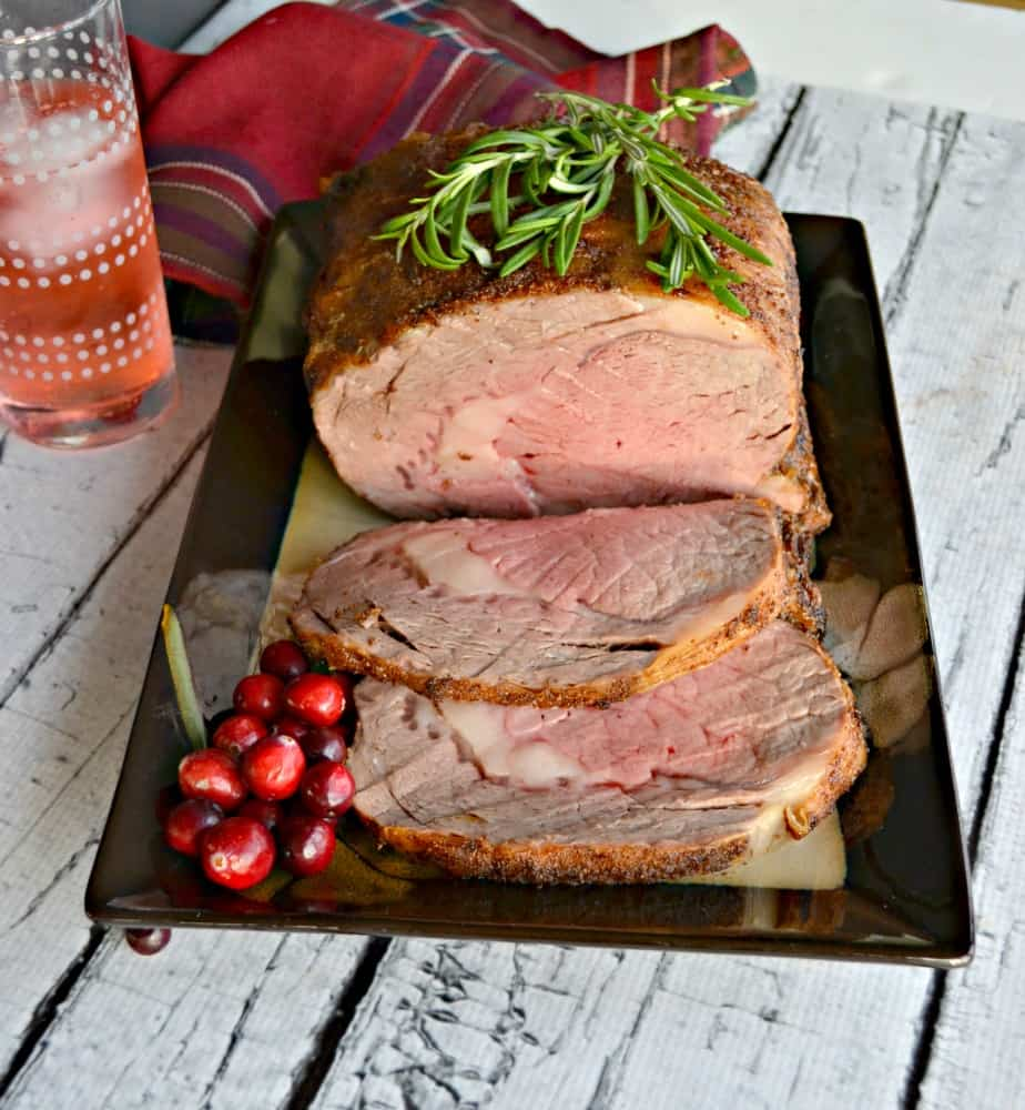 Make a Certified Angus Beef Brand Prime Rib Roast for the holidays this year!