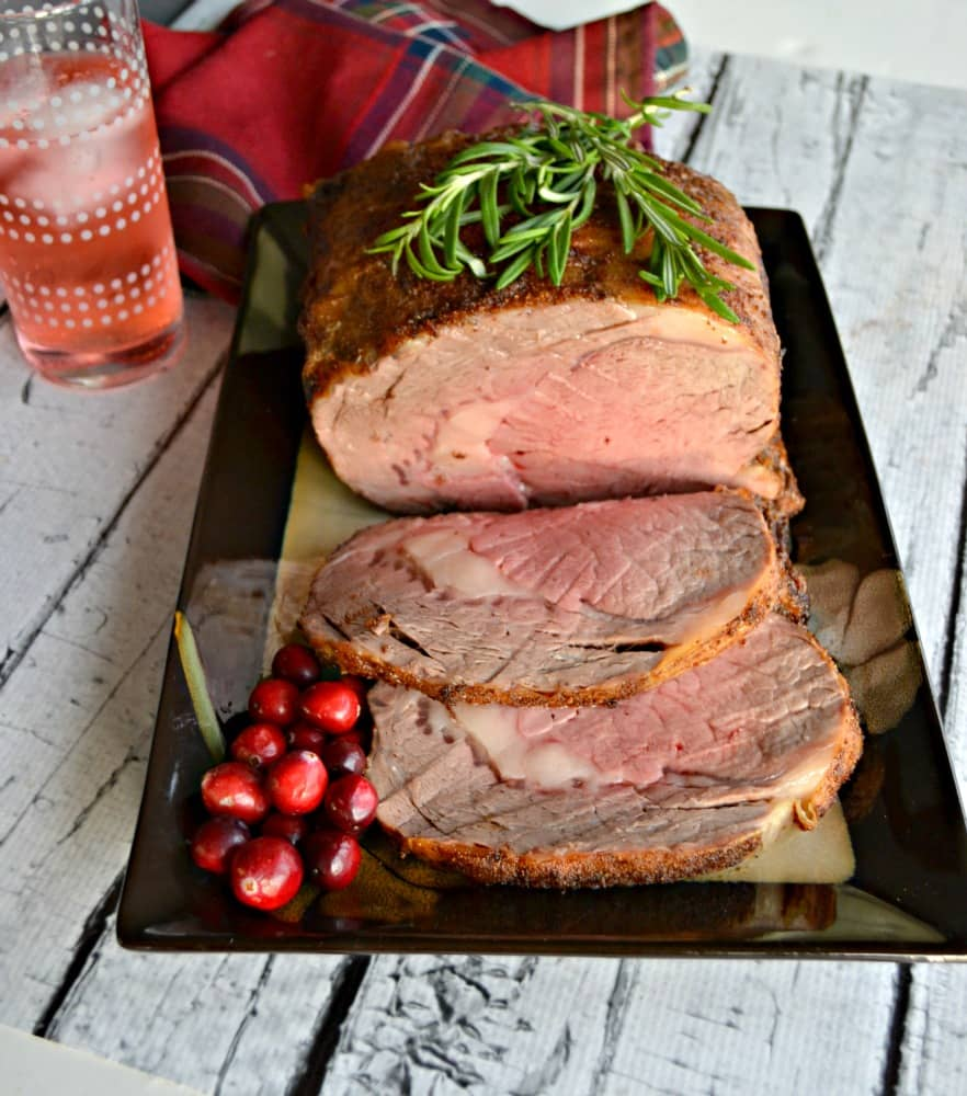 Don't be intimidated! It's easy to make this Prime Rib ROast