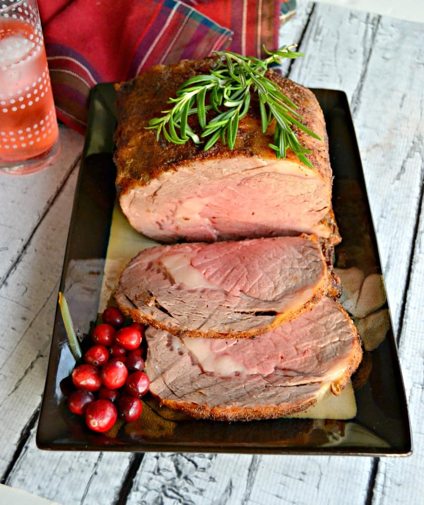 Make it a Prime Rib Roast for your holiday meal. Serve it with my tasty Creamy Horseradish sauce