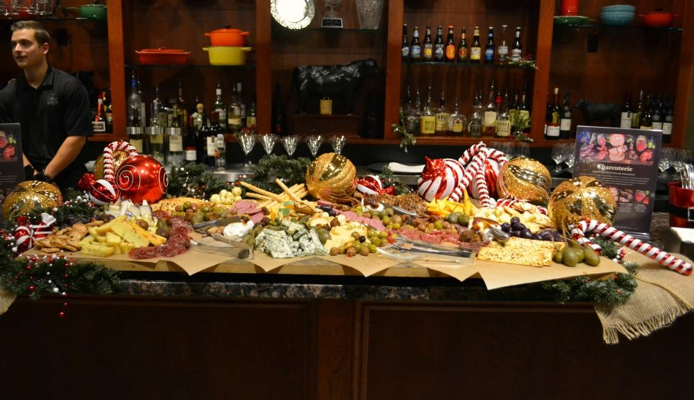 Charcuterie Platter at Certified Angus Beef Brand