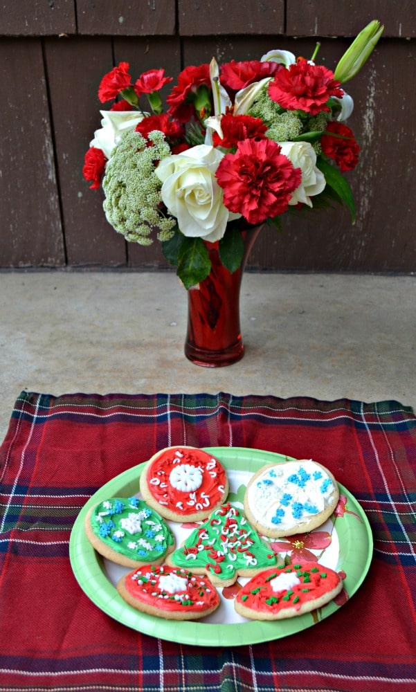 Love these easy Sugar Cookies!  So fun to decorate