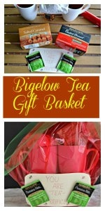 "Enjoying Cold Winter Nights with Bigelow Tea + a ""Tea""-rrific Holiday Gift"