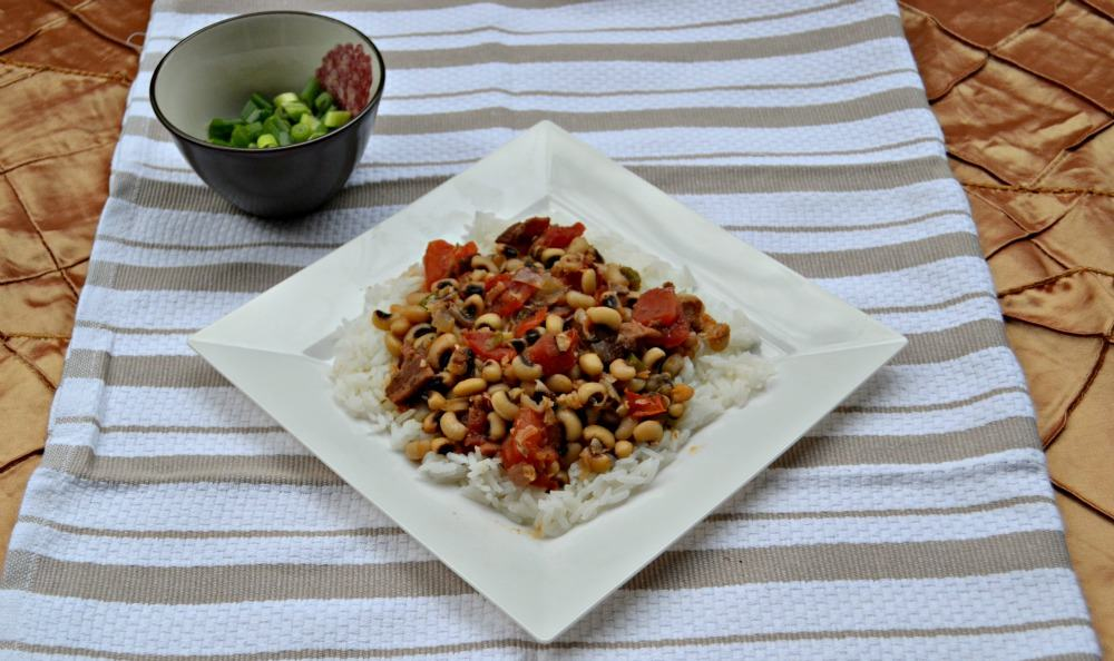 Try this spicy and smoky Hoppin' John recipe!
