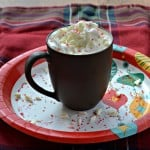 White Christmas Hot Cocoa