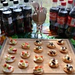 RITZ® Cracker Fruit Tarts and Mediterranean Appetizers