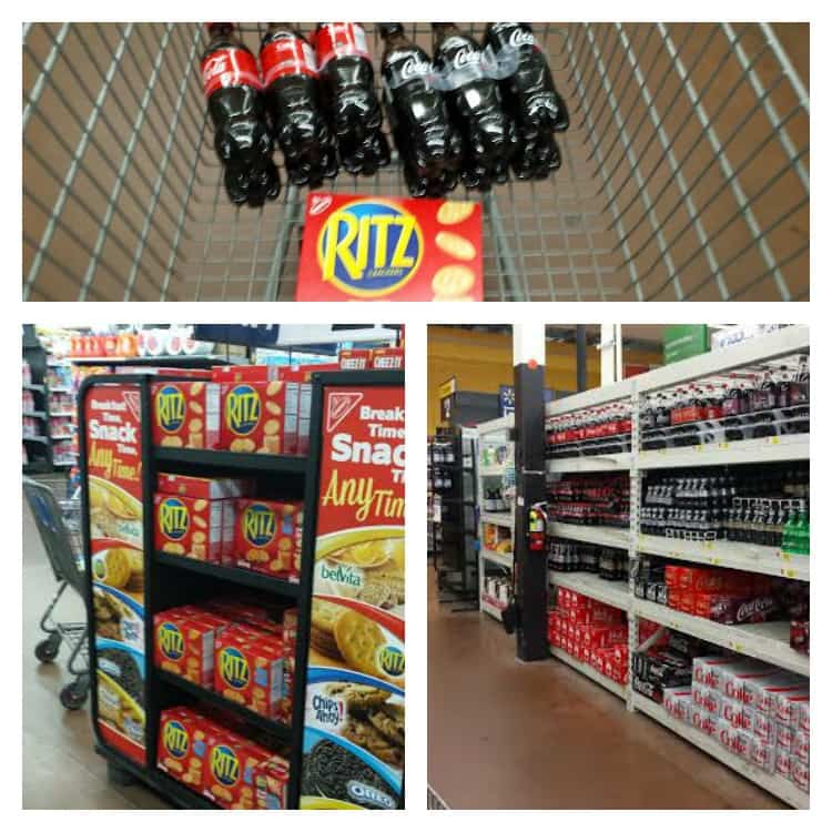 Everything you need for game day is at Walmart!