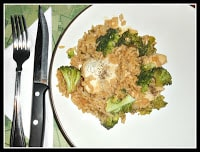 One Pot Chicken and Broccoli