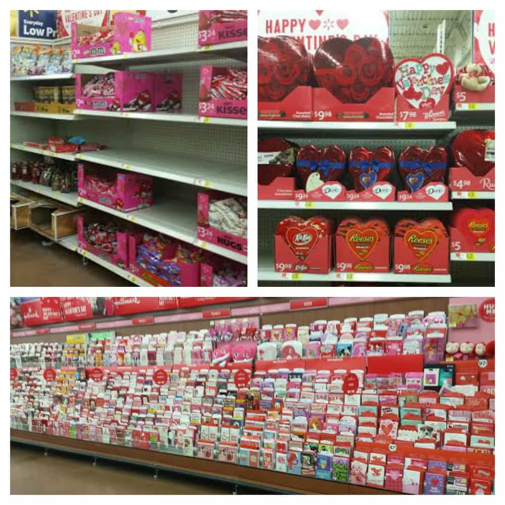 Get all your Valentine's Day needs at Walmart