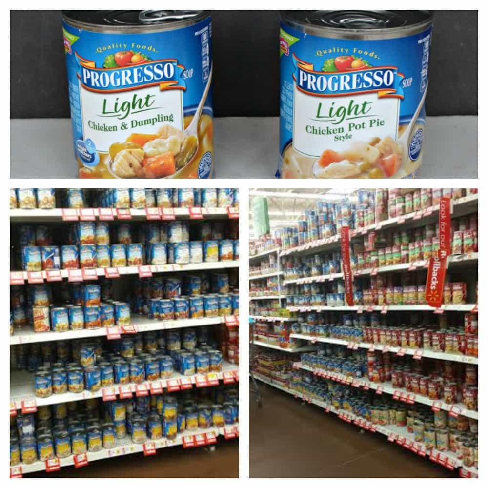 Get everything you need to make a chicken pot pie at Walmart!