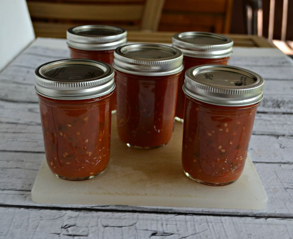Love hot sauce but hate the price? Make it and can it yourself!