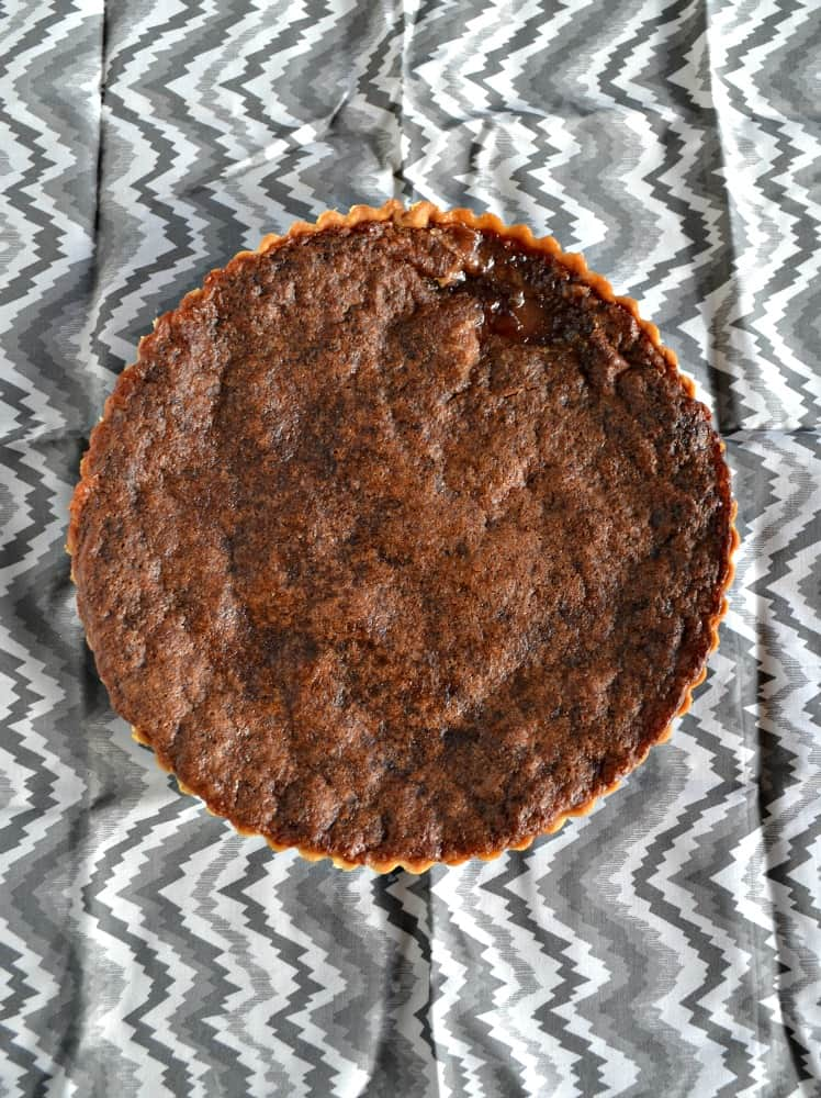 There's just 7 simple ingredients in this amazing Brown Sugar Pie!