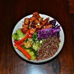 Korean BBQ Tofu Bowl