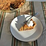 Toll House Cookie Pie for Pie Day!