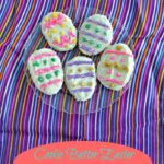 Chocolate Covered Cookie Butter Easter Eggs
