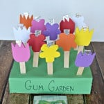 DIY Gum Garden with Extra® 35-stick packs