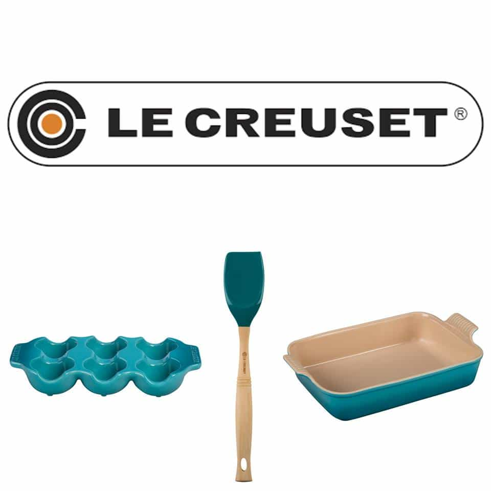 Brunch Week Le Creuset