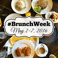 It's Brunch Week!