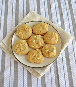 White Chocolate Macadamia Nut Cookies are perfect for Mother's Day