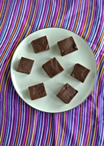 Mexican Hot Chocolate Fudge #SundaySupper