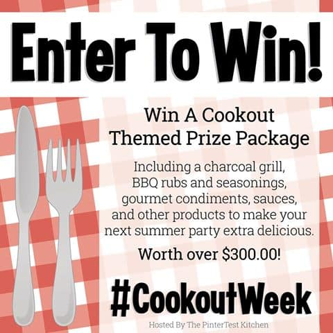 #CookoutWeek Giveaway!