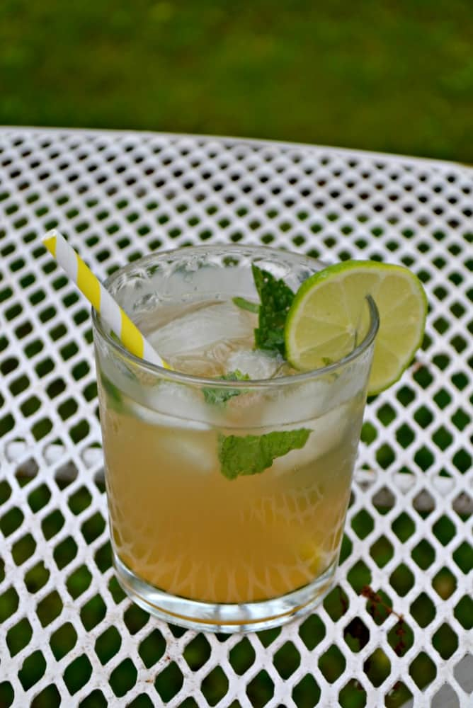 Cool off with a refreshing Moscow Mule